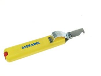 Odizolovací nůž JOKARI natavitelný 8-28mm, s hákovou čepelí