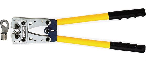 Kleště lisovací HX-50B na kabelová oka 6-50mm2