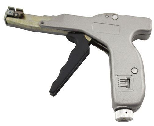 Kleště DR-600N na ocelové stahovací pásky 0,3-7,9mm, délka=165mm