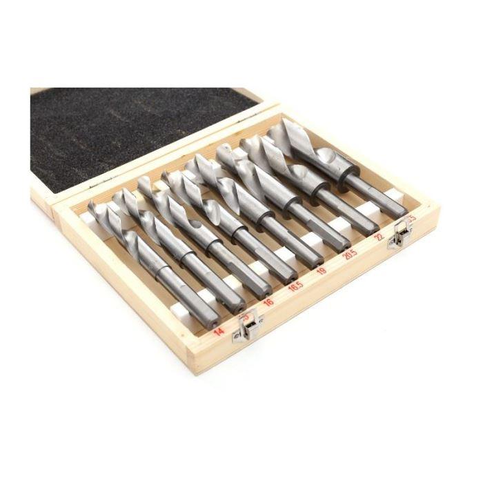 Vrtáky kobaltové sada 8ks, 14-25,5mm, Kraft&Dele