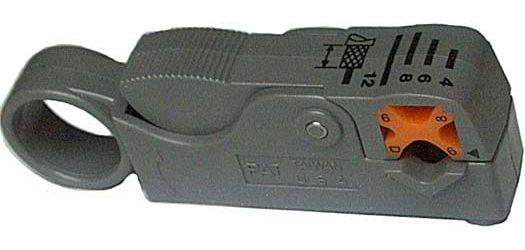 Odizolovací nůž HT-332 na koax RG58/59/6/62/3C/4C