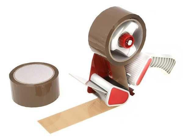 Ruční odvíječ - držák na lepící pásky