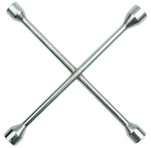 Klíč na kola křížový 17 - 19 - 21 -23