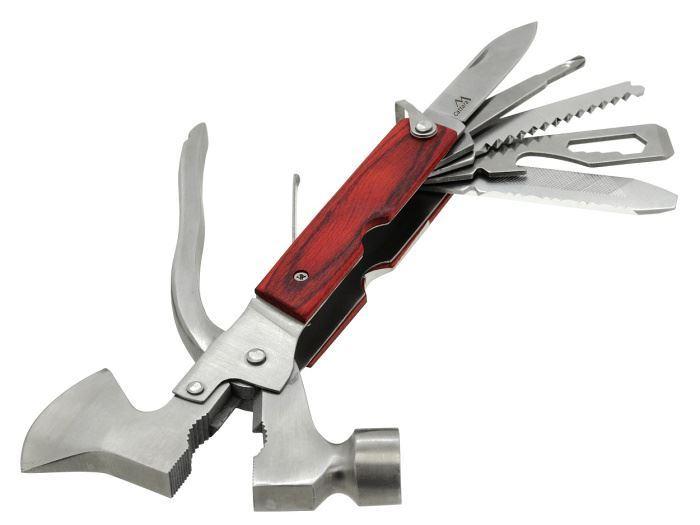 Multifunkční nástroj MULTI HAMMER 18cm Cattara