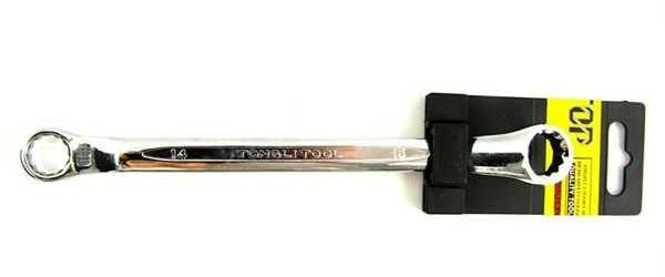 Očkový klíč 14 x 15 mm