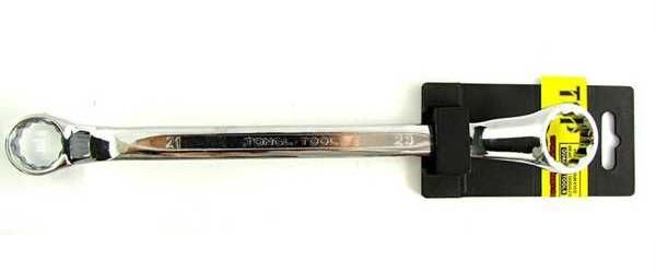 Očkový klíč 21 x 23 mm