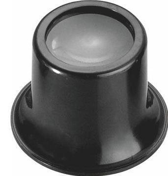 Oční hodinářská lupa 25mm, zvětšení 10x