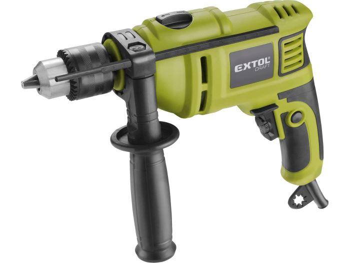 Vrtačka s příklepem 230V/750W, EXTOL PREMIUM, 8890012