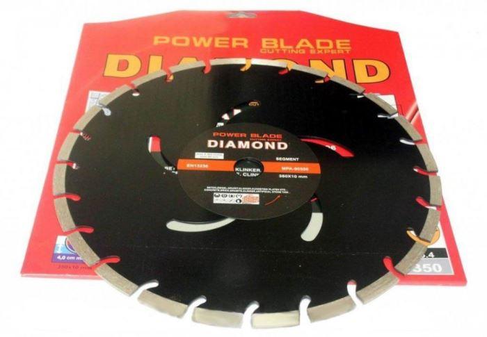 Kotouč diamantový segmentový 230mm POWER BLADE