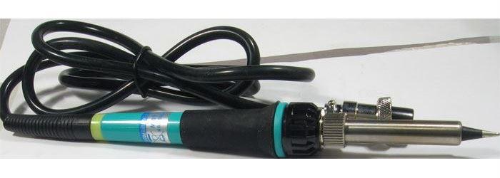 Kompletní rukojeť 24V/60W s teplotní sondou