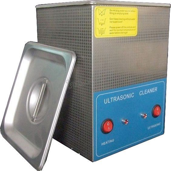Ultrazvuková vana VGT-1620Q 2l 60W s ohřevem, použitá, vadná