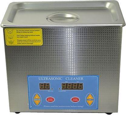 Ultrazvuková vana VGT-1730QTD 3l 100W s ohřevem, funkční, po opravě