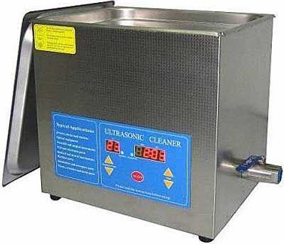 Ultrazvuková čistička VGT-1990QTD 9l 200W s ohřevem,digitální