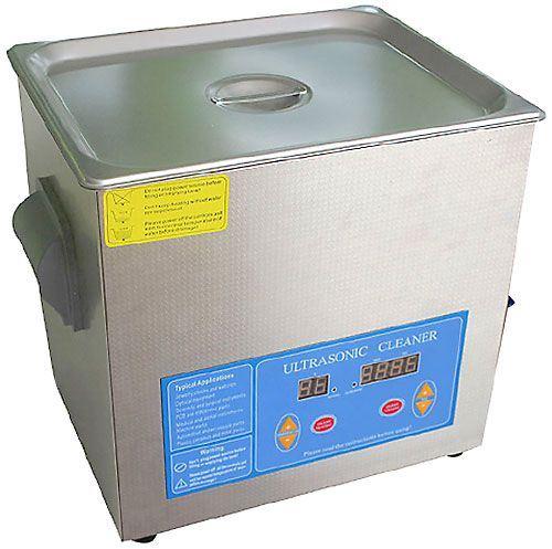 Ultrazvuková čistička VGT-2013QTD 13l 300W s ohřevem