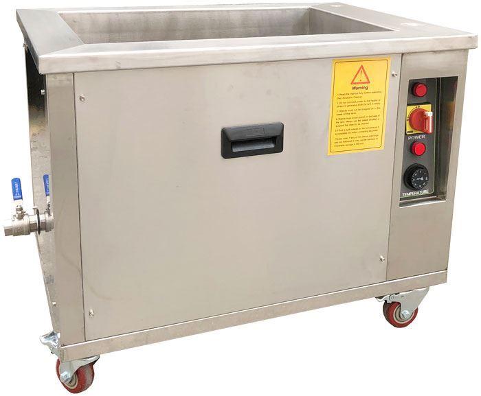 Ultrazvuková čistička BS130S 112l 1800W s ohřevem