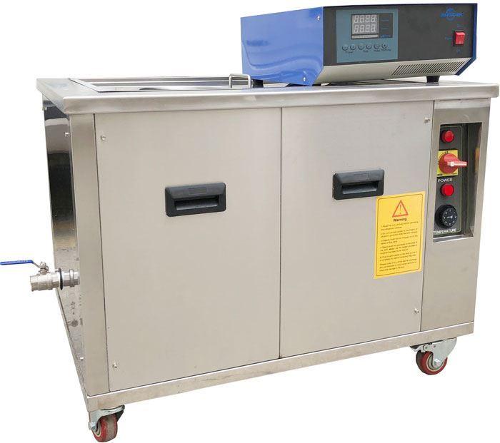 Ultrazvuková čistička BS136S 145l 2160W s ohřevem