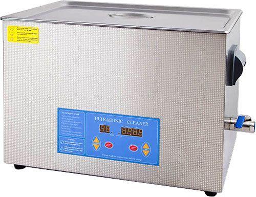 Ultrazvuková čistička VGT-2327FQTD 80kHz 27l, 600W,ohřev