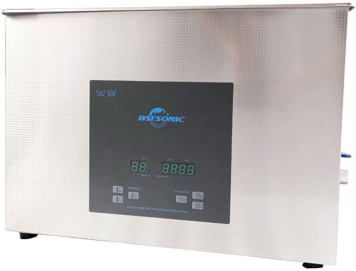 Ultrazvuková čistička BS1027B 27l 600W s ohřevem, digitální