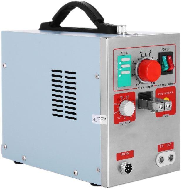 Bodová svářečka baterií SUNKKO 709A s mikropájkou