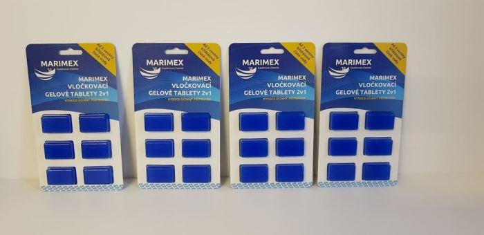 Marimex 11313113 Tablety gelové vločkovací 2v1