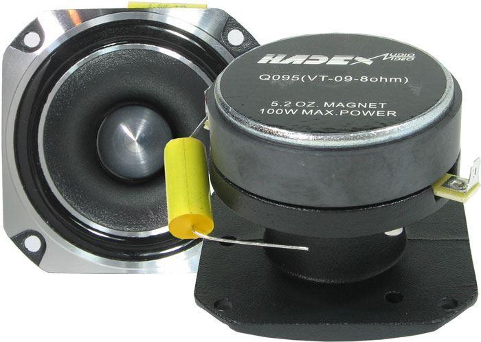Repro výškový  80x80x47mm 8ohm/50WRMS