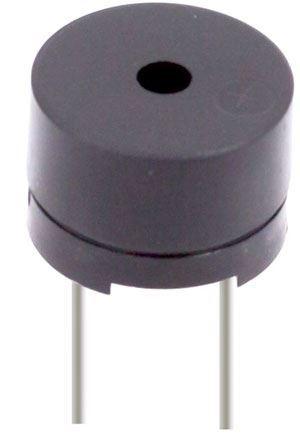 Piezobzučák 12mm,napájení 5V