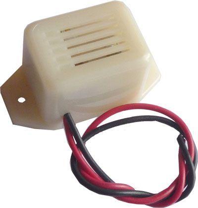 Bzučák FC208L 6V s elektromagetickým měničem