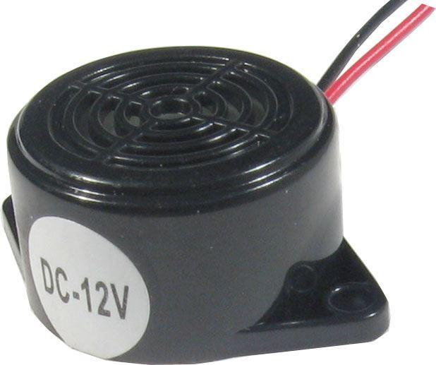Bzučák 2815BW-12 s elektromagnetickým měničem