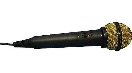 Mikrofon dynamický DM202 600ohm jack 6,3mm