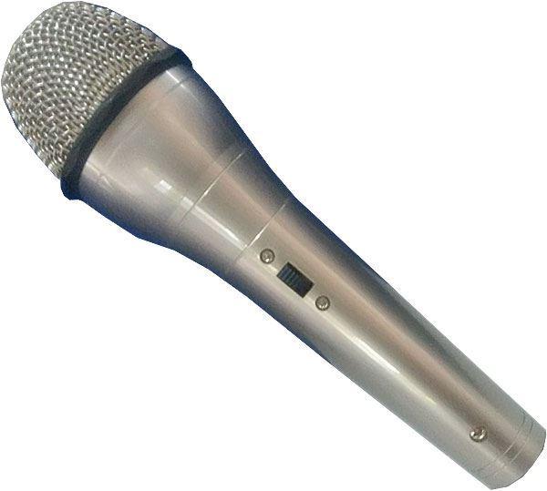 Mikrofon dynamický DM106S celokovový s vypínačem, reklamace
