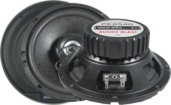 Autorepro 165mm 4ohm/50WRMS 2pásma PX6540