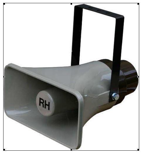 Repro směrový venkovní 8ohm/15W ITS21 (CHK8515)