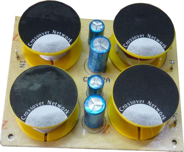 Reprovýhybka CR202A 4ohm/100W 3pásma