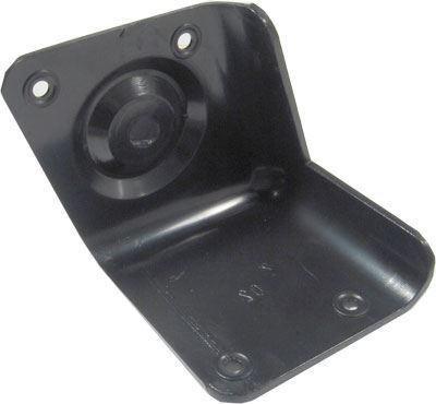Plastový roh na reprobox 80x80x80mm zkosený