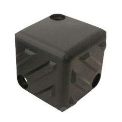 Plastový roh na reprobox 35x35x35mm