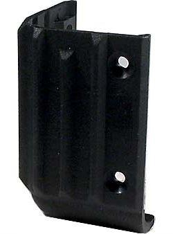 Plastový roh na reprobox 37x37x55mm