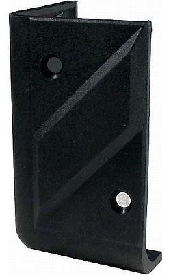 Plastový roh na reprobox 54x54x81mm