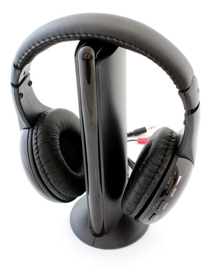 Bezdrátová sluchátka 5v1 MH2001
