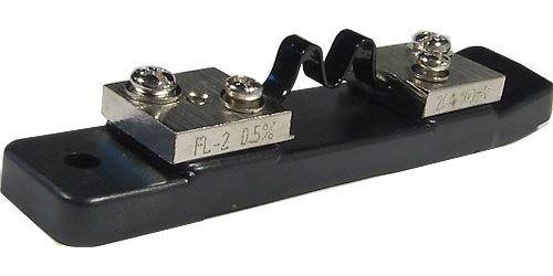 Bočník 20A/100mV