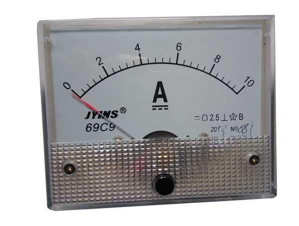 69C9 panelový MP 10A= 80x65mm, včetně bočníku