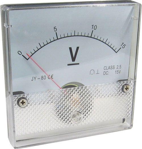 JY-80 panelový MP 15V= 80x80mm