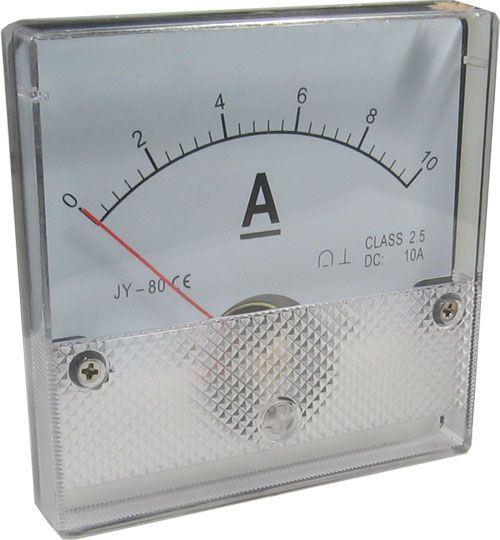 JY-80 panelový MP 10A= 80x80mm bez bočníku
