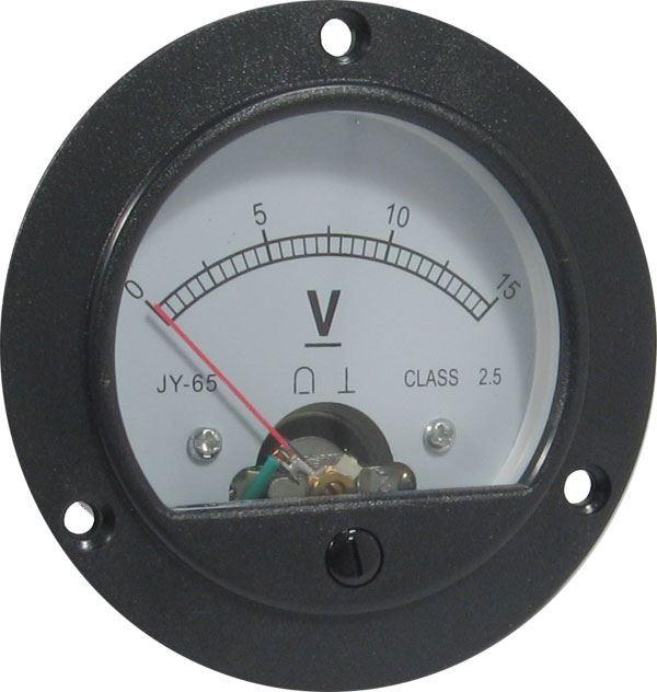 JY-65 panelový MP 15V=,  průměr 65mm