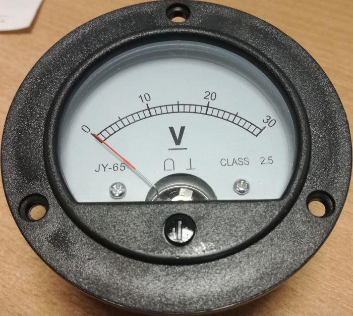 JY-65 panelový MP 30V= průměr 65mm