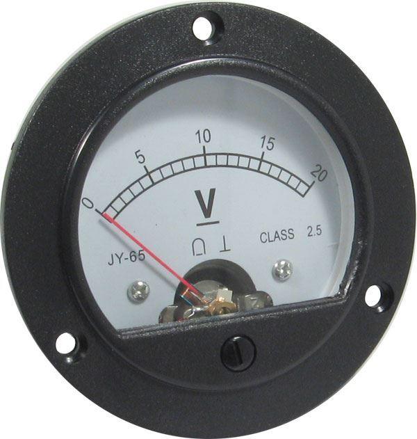 JY-65 panelový MP 20V=,  průměr 65mm