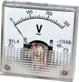 91L4 panelový MP 300V~ 45x45mm