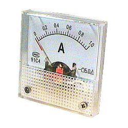 91C4 panelový MP 1A= 45x45mm, s bočníkem