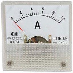 91C4 panelový MP 10A= 45x45mm,s bočníkem