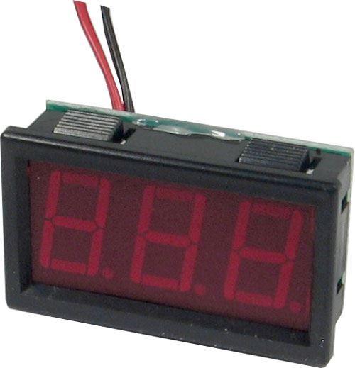 JYX300-panelový LED MP 600V~ 44x25x18mm,napájení 6-12V=