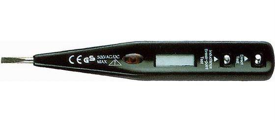 Zkoušečka induktivní 12-240V,fázovka 200-500V